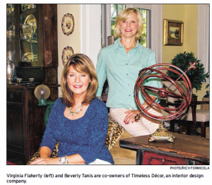CHAMBER SPOTLIGHT: Interior design company offers 'Timeless' touch - The Ridgewood News