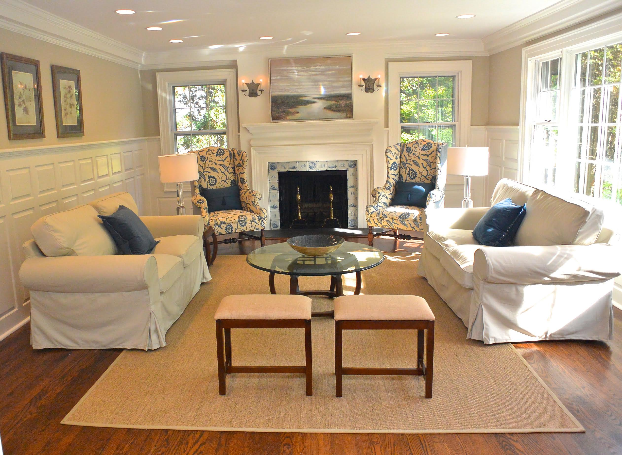 Home staging sets the scene throughout each room in the house to create immediate buyer interest in buying your property - Timeless Decor - Home Staging, 350 Heights Road, Ridgewood, NJ 07450 USA