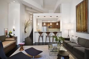 Modern Design Living Room- Timeless Décor Interior Design Ridgewood, NJ
