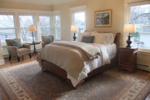 "Home Staging: Defining a space helps buyers visualize how a room can be used"" - - Timeless Decor - Home Staging, Ridgewood, NJ 07450 USA"