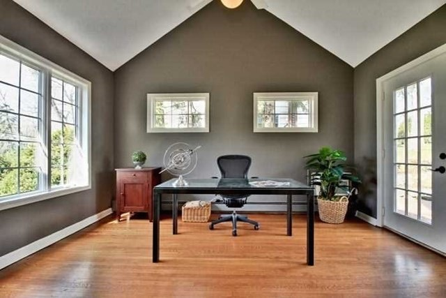 An Office Adds Function And Value To Any Home.