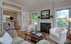 Living Room Home Staging after Timeless Decor Interior Design & Home Staging Ridgewood NJ 07450