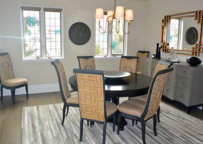 Dining Room Design by Timeless Decor, Ridgewood, NJ