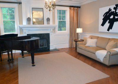 Living Room Design by Timeless Decor, Ridgewood, NJ