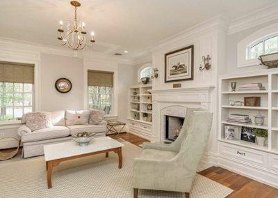 Living Room Design- timeless-decor.com Interior-design