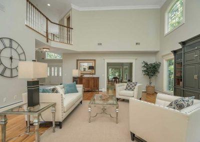 Family Room Design - timeless-decor.com Interior-design